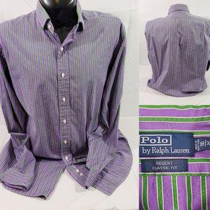 Polo Ralph Lauren Regent Classic Fit Dress Shirt